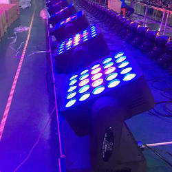 Mass Production for Led Matrix Light