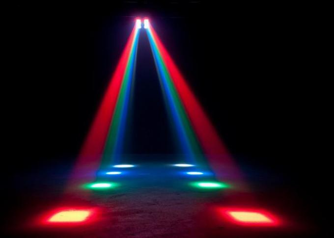 Eye Sharpy DJ LED Stage Lighting For Churches / Wedding / Party 8 X 3 Watt