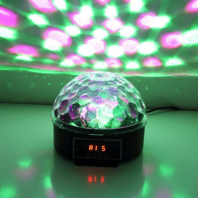 RGB / RGBW Magic Ball LED Christmas Light 20 Watt Sound