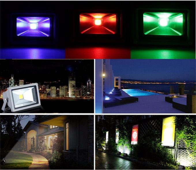Integrated 20W COB LED Flood Lights IP65 Waterproof for Commercial Lighting