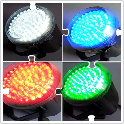Small Flash Voice Control 220V Strobe Disco Light Blue / Red / Green / Yellow