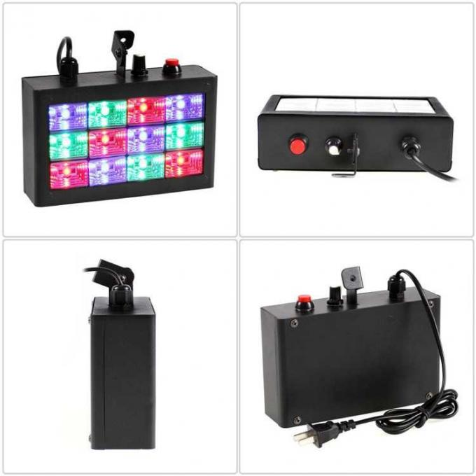Special Effect Lighting LED Strobe Light , AUTO Control Stage Strobe Light