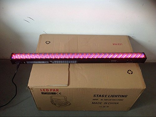 Indoor / Outdoor LED Wall Washer Lights DMX LED Light Bar For Stage Lighting