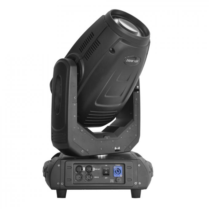 OSRAM 280W 10R LED Beam Moving Head Light With Beam + Spot + Wash Special Effect
