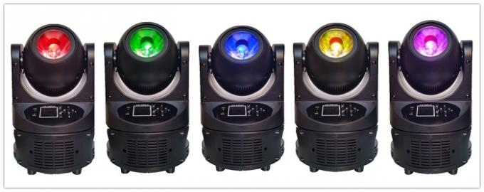 Design 60W COB LED Beam Moving Head Light For Stage , Disco , Party