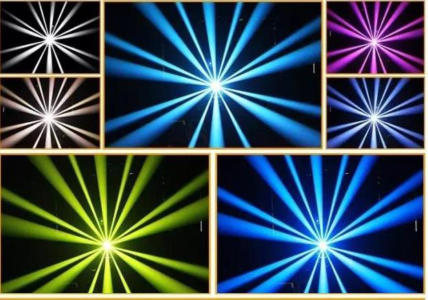 245W 14 colors beam spot zoom  Moving Head 13 kinds of patterns stage show light