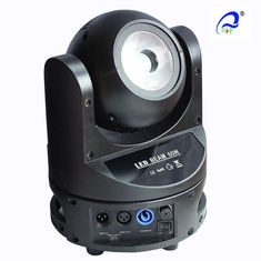 China Beam 60W Infinite Rotate LED Moving Head Lights Lightweight For Disco 50 / 60Hz supplier