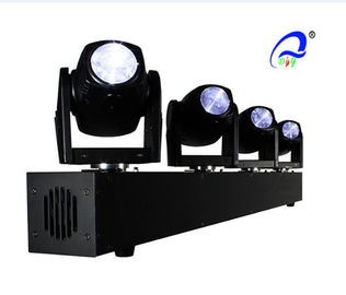 China RGBW LED Stage Light Bar Moving Head 10 Watt For Small Concerts / Nightclubs supplier