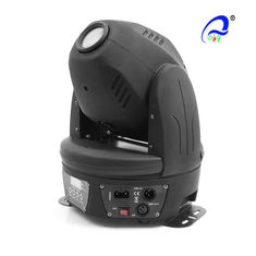 China Super Bright Gobo Rotation LED Spot Moving Head 60 Watt With Rainbow Effect supplier