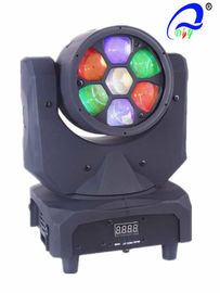China CREE Moving Head LED Stage Light 90W High Brightness Mini Bee Eye Shape supplier