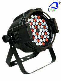 China Light Weight RGB LED Par Light 9W / 12W For Road Shows Low Power Consumption supplier
