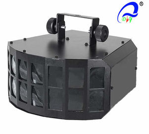 China High Power LED Butterfly Effect Stage Lighting Equipment 4pcs 10W RGBW Light Source supplier