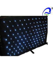 China Twinkling Stars Effects Stage LED Curtain Lights 120W Sound-Activated 7 DMX Channel supplier