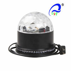China Rotating Magic Ball Shape LED Stage Light Indoor Christmas Lights For Party supplier