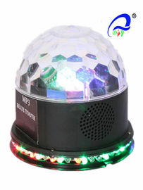 China Sunflower Magic Ball Effect Commercial Led Christmas Lights With Bluetooth supplier