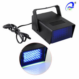 China Mini 3W LED Club Party Stage Strobe Lights Flash Effect Green Strobe Light supplier