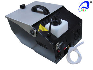 China 15KG Terra Low Lying Stage Fog Machine 1200 Watt Clubs Dry Ice Smoke Machine supplier