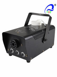 China Mini Ground Fogger Machine 400W Remote Control RGB Color For Stage Effect Equipment supplier