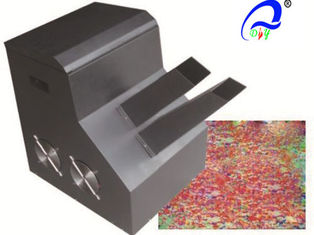 China Spectacular 1000W Confetti Wedding Rainbow Machine For Stage Effect Equipment supplier