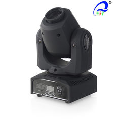 China 12W Moving Head LED Stage Light Gobos Spotlight For Club DJ Party Lighting supplier