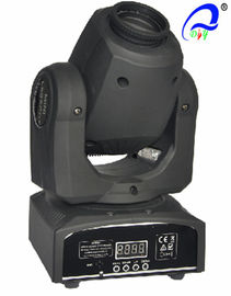 China Moving Head LED Gobo Spot Light 35W DJ Stage Equipment AC 95 - 245V 50 / 60Hz supplier