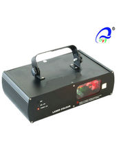 China Single Head RGY Disco Lights Laser Stage Light Multicolor Sound Active 30W 50 - 60Hz supplier