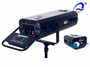 China Professional HMI 2500W Led Follow Spot Lights Electronic Stage Lighting Equipment supplier
