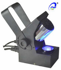 China DMX512 RGBW Mini LED Roller scan effect Disco Light Laser Beam Stage Light supplier