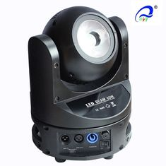 China Design 60W COB LED Beam Moving Head Light For Stage , Disco , Party supplier