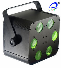 China DMX512 Special Effects Lights , LED Six Eyes Moving Head Stage Lights supplier