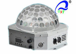 China 3*5W RGB LED Magic Ball  +  Strobe LED Beam Light For Bar And Club , LED Lighting Effects supplier