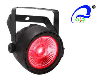 China 1pcs*30W COB LED (RGB)  3IN1 Par Light  High Brightness LED Par Light supplier