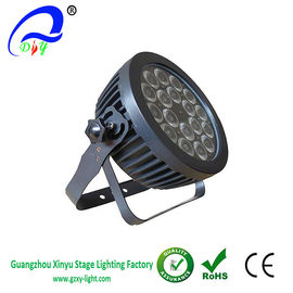 China 18pcs *15W RGBWA/RGBWUV Silent Panel LED Par Can Stage Light supplier