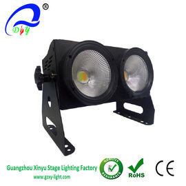 China 2 Eyes Audience Professional COB Blinder Gold Matrix Led Theatre Light supplier