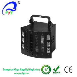 China 4IN1 Led Derby Light 9 Colors 6PSC UV With Remoted Control Laser Disco Stage DJ Party supplier