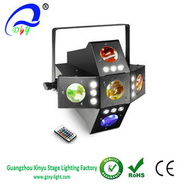 China Cross shape Derby and Strobe professional DJ/Disco home party Effect Light supplier