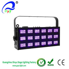 China 18PCS*3W UV DMX LED Stage Light supplier