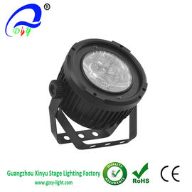 China Disco 50W COB full color RGBW Led Par Stage DJ equipment Lighting supplier