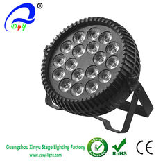 China 18 PCS 15W RGBW UV 5IN1 6IN1 LED Par Wedding Stage Light supplier