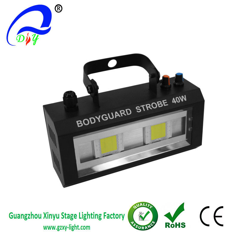China 2 4pcs 20w Outdoor Auto Zone Cob Led Strobe With Wireless Remote Controller