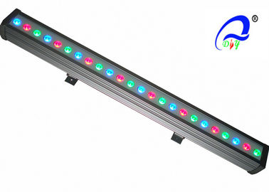 China 24 Pcs * 3W RGB LED Wall Washer Light 1000mm Outdoor Led Wall Washer IP65 distributor