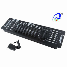 China DMX512 Led Controller / Disco DMX Light Controller For Lighting Equipment factory