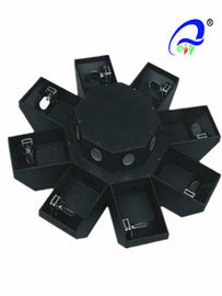 China 8 Scan UFO Disco Club Laser Lights / Stage Laser Light Projector DMX512 Controlled distributor