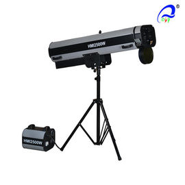 China Cool White 4000W Follow Spot Light LED For Stage Wedding Party Lighting AC 220V distributor