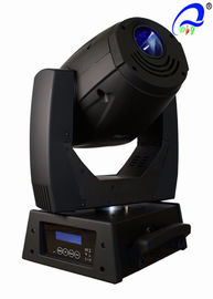 China High Output Mini LED Spot Moving Head Light For Stage Lighting 150W 6° Beam Angle distributor