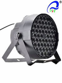 China 54X3W LED DJ PAR Light RGBW DMX 512 LED Stage Lighting Disco Projector distributor