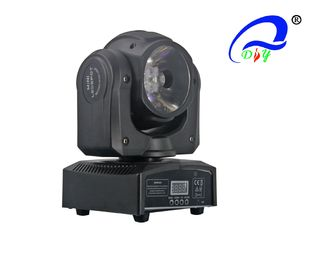 China New Design 60W Moving Head Light High Brightness  4 color RGBW mixed distributor