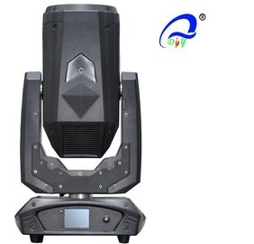 China 245W 14 colors beam spot zoom  Moving Head 13 kinds of patterns stage show light distributor