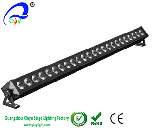 China 24 pcs 3W DMX LED wash bar light wall floor stage party show distributor