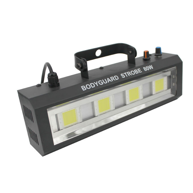 2/4PCS* 20W Outdoor Auto Zone COB LED Strobe with wireless remote controller